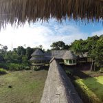 Accommodation in the Amazon - the rainforest lodge